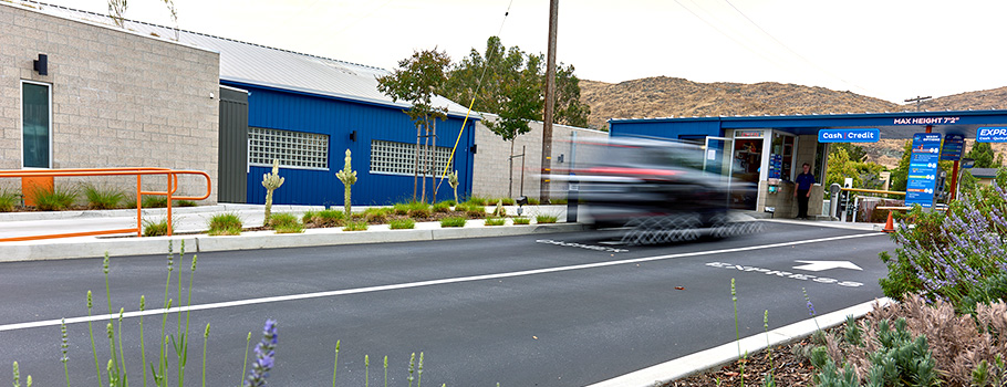 Quiky Car Wash Brings The Fastest Most Convenient Technologically Advanced Experience To Central Coast But Is A